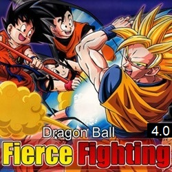 Dragon Ball Fierce Fighting 4