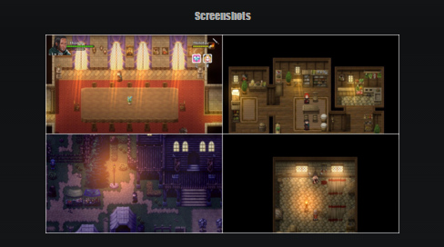 We can add screenshots in varying styles to best represent the best of what your game has to offer!