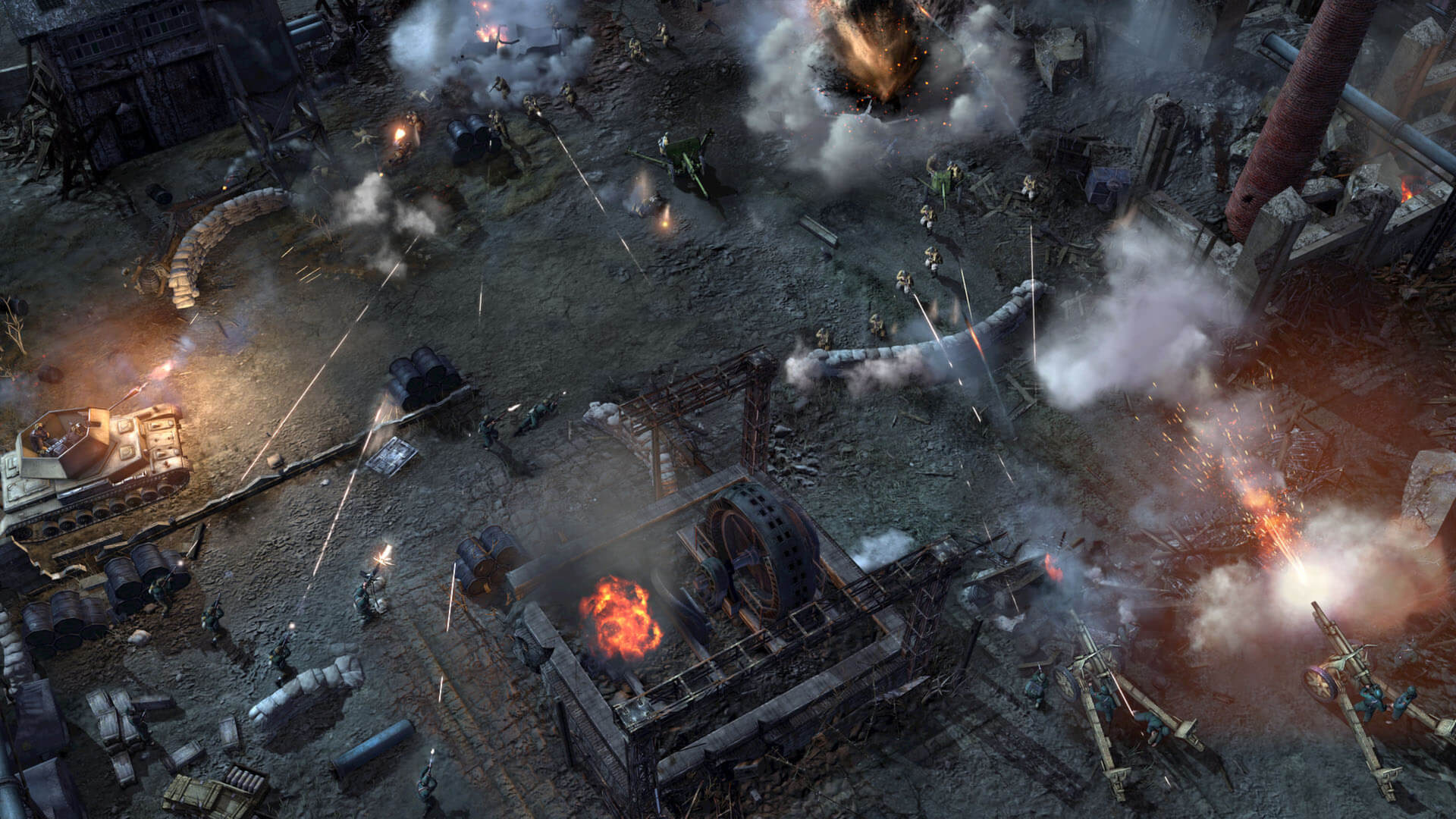 Company Of Heroes 2 - Victory At Stalingrad Mission Pack For Mac